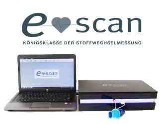 e-scan Stoffwechselmessung