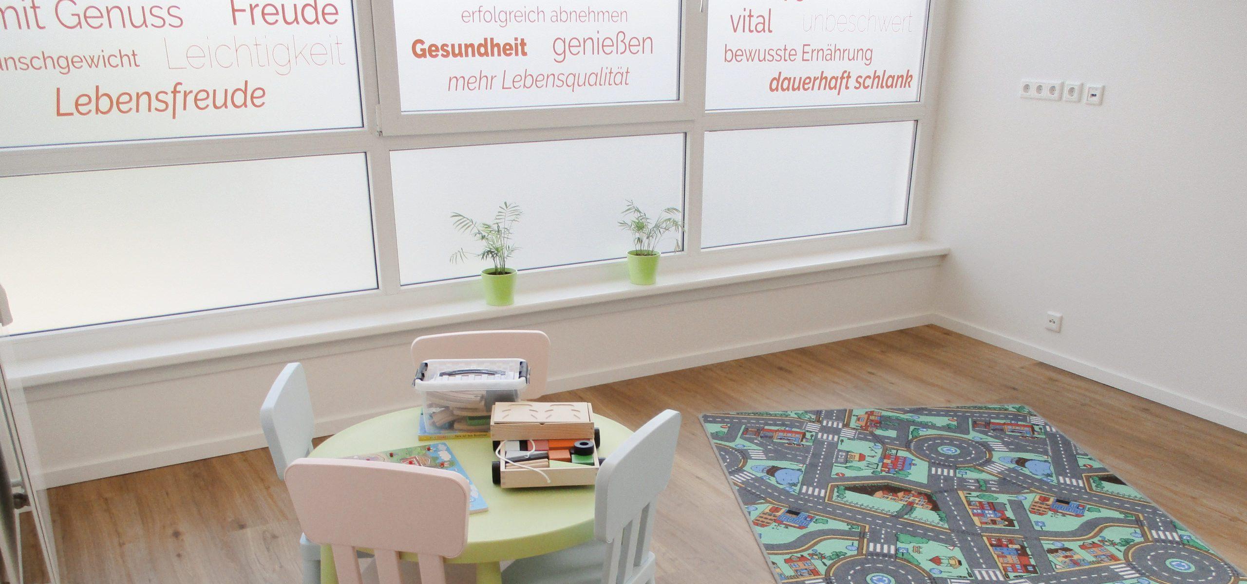 SoBest in Mönchengladbach - Kinderbereich